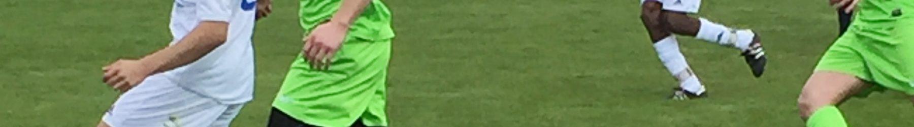 Fussball 4:1 Erfolg gegen Kirchheim