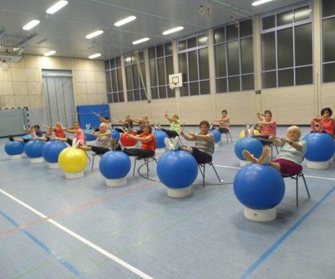 Senioren Gymnastik – Plätze frei