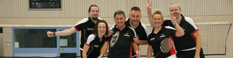 Kein Erfolg zum Rückrundenauftakt für Badmintoner