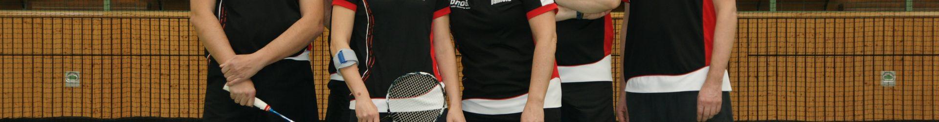 8:0 Triumph für Badmintoner