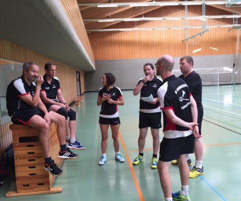 Saisonauftakt im Badminton