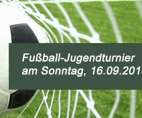 Turnier der Gemmrigheimer Fußball-Jugend