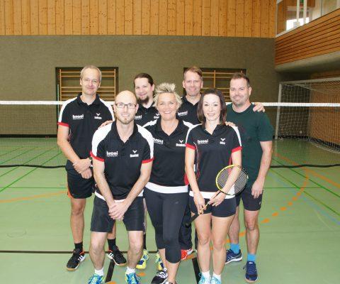 Siegreicher Spieltag im Badminton