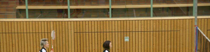 Badmintoner behaupten Tabellenplatz