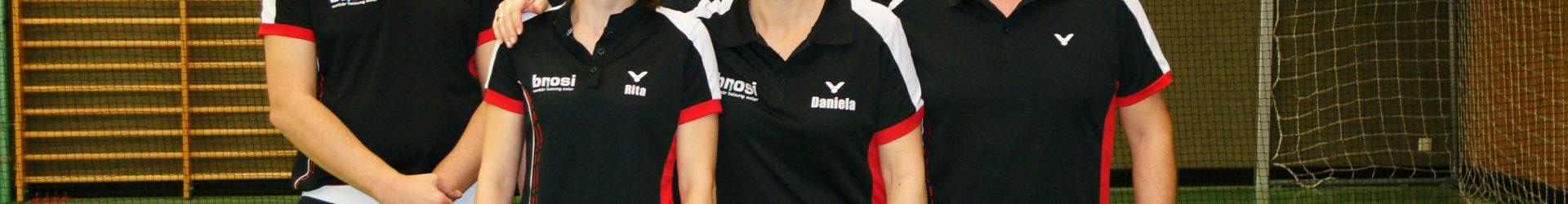 Sieg und Unentschieden im Badminton