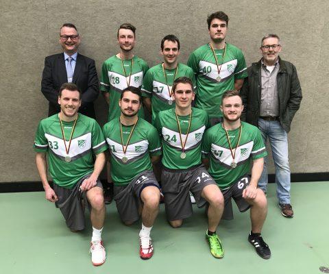 Frisbee-Team ist Deutscher Vize-Meister