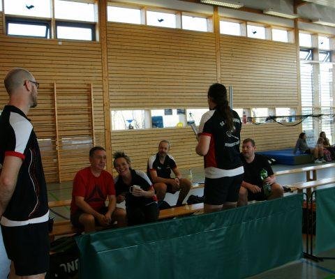Aufwärtstrend im Badminton