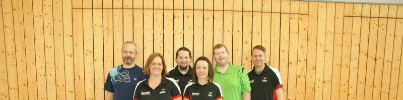 Lokalderby im Badminton