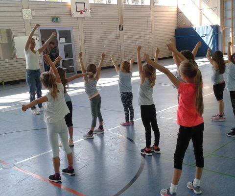 Dancing Kids mit tollem Erfolg gestartet