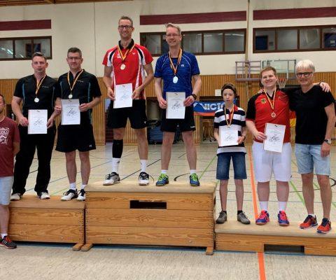 Deutsche Meisterschaften im Gehörlosen-Badminton
