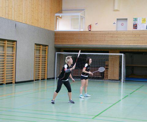 Badmintoner setzen Siegesserie fort