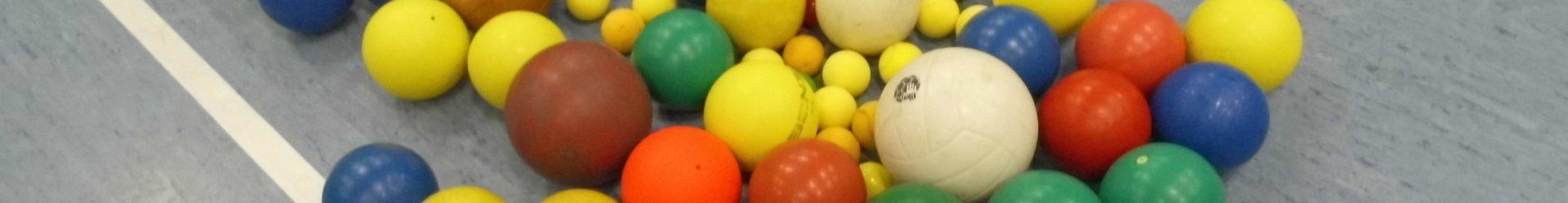 Ballspaß für 5 und 6 Jährige