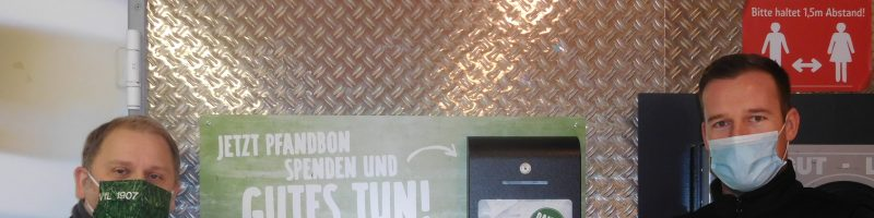 Gemmrigheimer REWE-Markt unterstützt den VfL-Nachwuchs